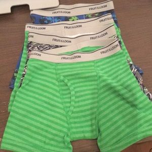 Boys boxer briefs